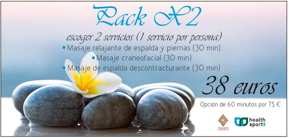 Pack X2 - GEiEG Sant Ponç