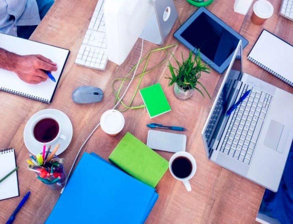 Empresa saludable: menos estrés, menos absentismo laboral y más salud